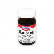 Plum Brown Barrel Finish, 5 fl oz Glass Bottle รหัส 14130