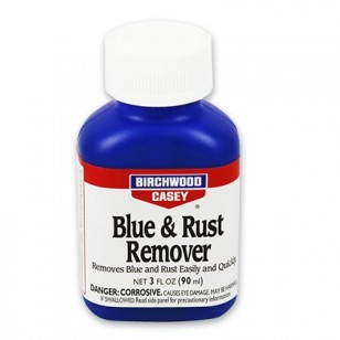 Blue & Rust Remover, 3 fl oz Plastic Bottle รหัส 16125
