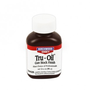 Birchwood Tru-Oil gun stock finish, 3floz bottle รหัส 23123