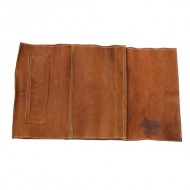 Birchwood Handgun Mat 100% Deerskin 13.5x24in. รหัส 30224