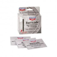 Barricade Rust Protection for Firearms, 25 Gun Cloths (box) รหัส 33025