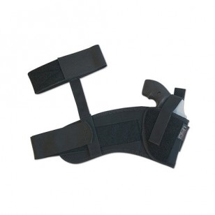 Uncle Mike's Ankle Holsters Size0 (Right) รหัส 88201
