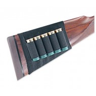 Uncle Mike's Buttstock Shell Holders -Shotgun 5 Loops (Open Style) รหัส 88491