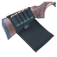 Uncle Mike's Buttstock Shell Holders -Shotgun 5 Loops (Flap Style) รหัส 88492