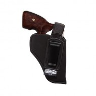 "Uncle Mike's Inside-the-Pant Holsters: 2 - 3"" barrel Size0 Retention-Strap (Right) Code 76001"