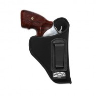 "Uncle Mike's Inside-the-Pant Holsters: 4"" barrel Size2 Open-Style (Right) รหัส 89021"