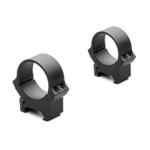 Leupold PRW Rings,30mm Hi,Matte รหัส 54177