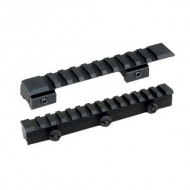 Millett Tip Off .22 Riser Rail, Matte รหัส RI00001