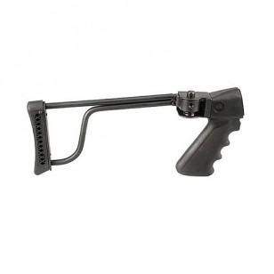 Remington 870 Blued Folding Stock รหัส FS-RB