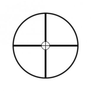 BANNER 3-9x 40mm - Circle-X รหัส 613944