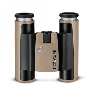 Swarovski CL Pocket 8x25 Sand Brown Binoc รหัส PO-1E2LG0