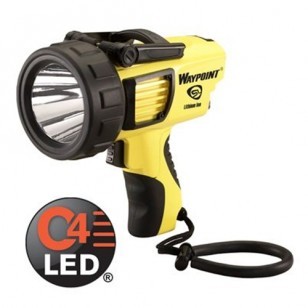 Streamlight Waypoint Rechargeable 1,000 Lumens, Yellow รหัส 44920