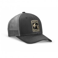 Leupold L Optic Trucker Hat Blk/Charcoal OS รหัส 170580