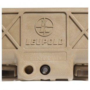 Leupold Tripod Shooting Saddle Tan/Bk  รหัส 181303