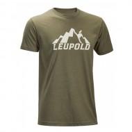 Leupold SS Mt. Leupold Tee Lt. Olive XL รหัส 170520