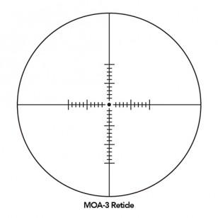 Sightron STAC Series 3-16x42 MOA SF 30mm MOA-3  รหัส 26013 (ขายพร้อมขา #171479=21,500 บาท)