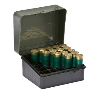 AMMO CASES 12 & 16 Gauge Shot Shell Box รหัส 1217-01