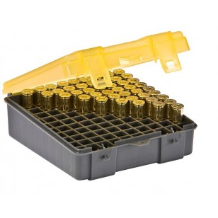 AMMO CASES 100 Count Handgun Ammo Case รหัส 1225-00