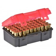 AMMO CASES 50 Count Handgun Ammo Case รหัส 1225-50