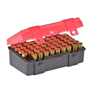 AMMO CASES 50 Count Handgun Ammo Case รหัส 1226-50