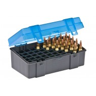 AMMO CASES 50 Count Medium Rifle Ammo Case รหัส 1229-50 (ซื้อ1แถม1)