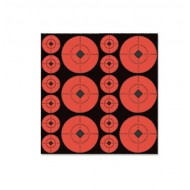"Self-Adhesive Target Spots, 2"" Spots 90 Targets, รหัส 33902"