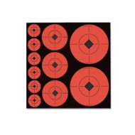 "Self-Adhesive Target Spots, Assorted Spots 110 Targets 60-1"", 30-2"", 20-3"" รหัส 33928"