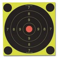 Shoot-N-C Self-Adhesive Targets 25/50 Meter, 20 cm Bull's-Eye 30 Targets, 120 Pasters รหัส 34082