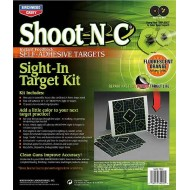 "Shoot-N-C Sight-In Target Kit,12"" Sight-In Kit 4 Targets, 72-1"" Pasters รหัส 34202"