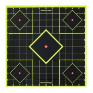 "Shoot-N-C Self-Adhesive Targets, 12"" Sight-In 12 Targets รหัส 34212"