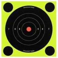 """Shoot-N-C Self-Adhesive Targets, 6"""" Bull's-Eye 60 Targets, 720 Pasters รหัส 34550"""