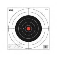 """EZE-SCORER Paper Targets, 12"""" Round Bull's-Eye, 13 Targets รหัส 37013"""