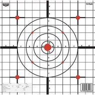 "EZE-SCORER Paper Targets, 12"" Sight-In, 13 Targets รหัส 37213"