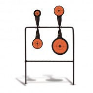 Duplex Spinner Target, .22 Rimfire Rifles and .22 Handguns รหัส 46422